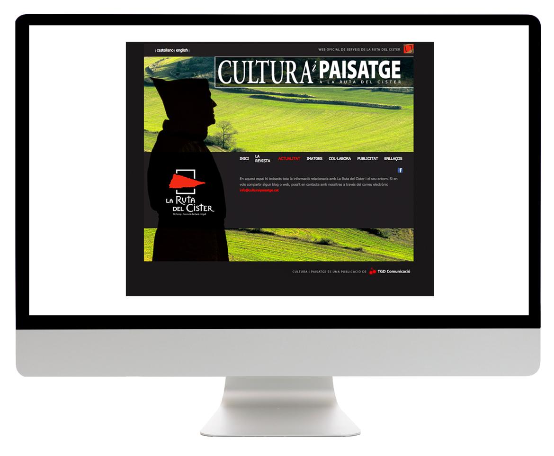 Cultura i Paisatge Magazine.